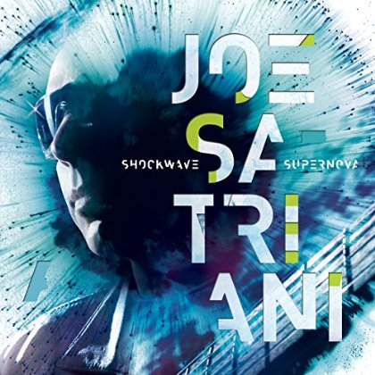 Joe Satriani – Shockwave Supernova