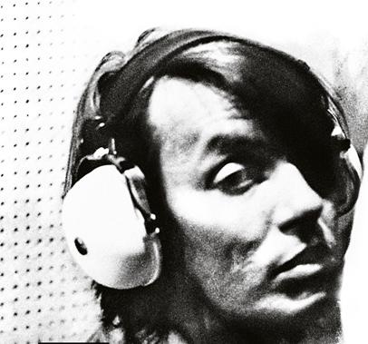 Fabrizio De Andrè. In studio