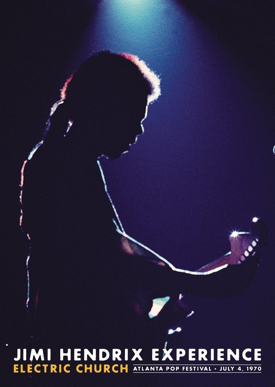 Electric Church Jimi Hendrix