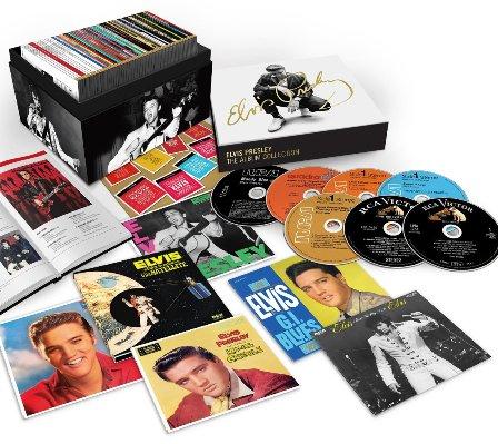 Elvis Presley The Album Collection