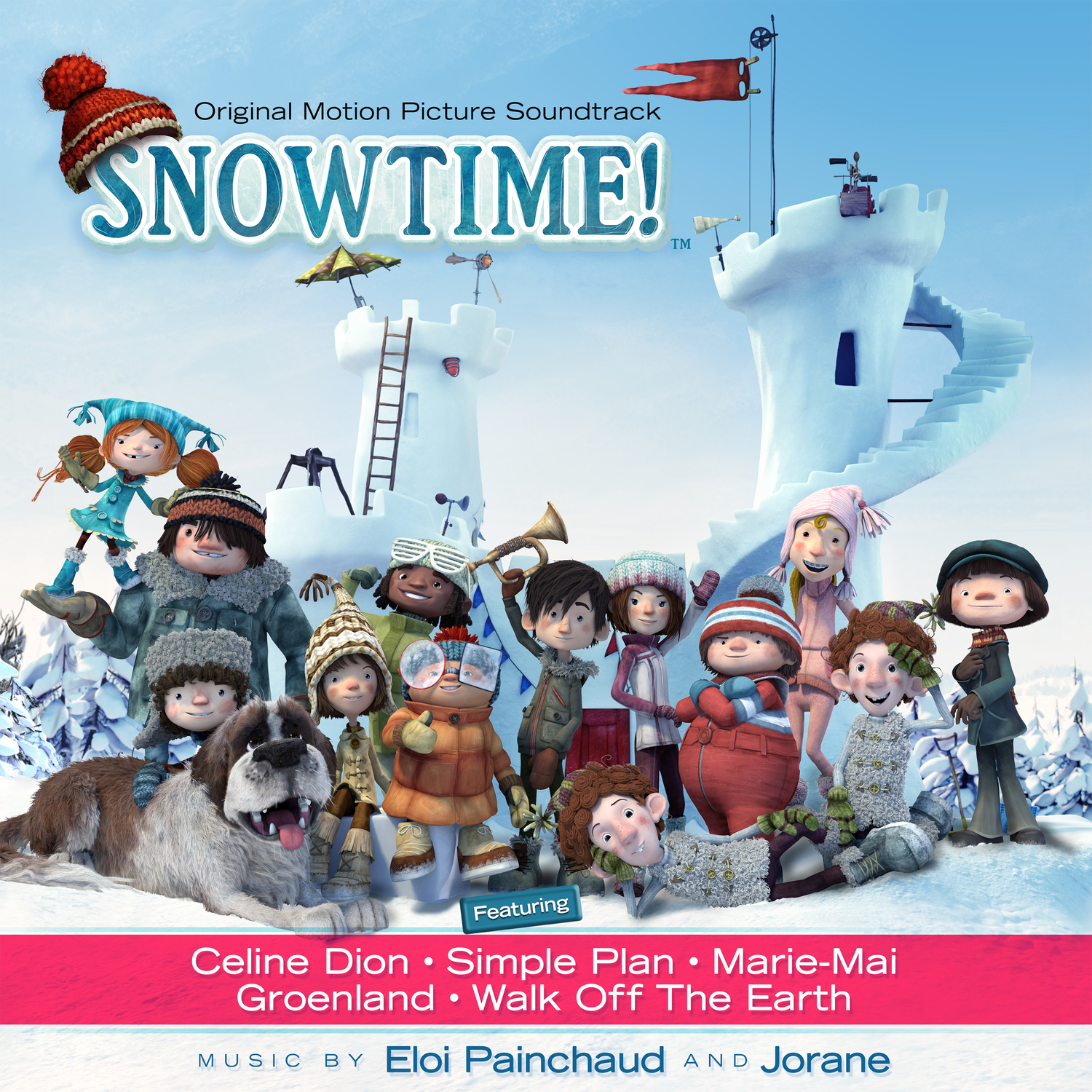 SNOWTIME! (Original Motion Picture Soundtrack)