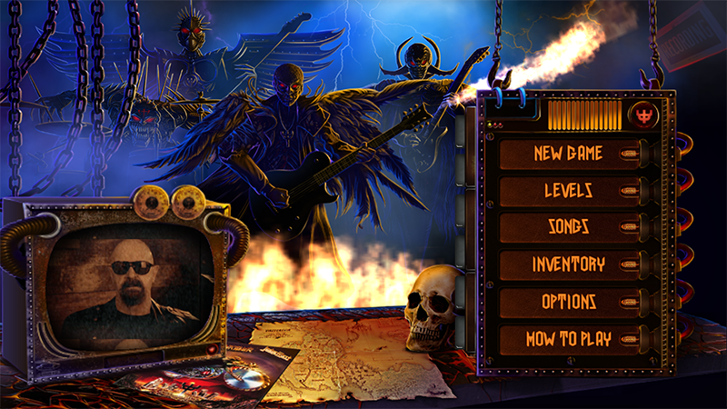 I JUDAS PRIEST Annunciano un gioco per Mobile: JUDAS PRIEST: ROAD TO VALHALLA'