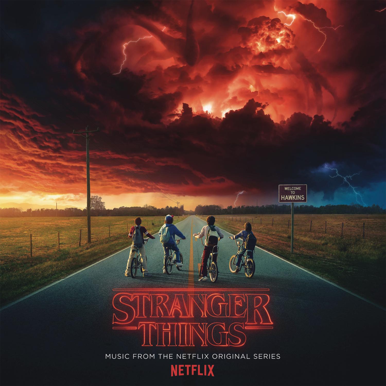 Stranger Things – La colonna sonora in uscita il 3 Novembre!