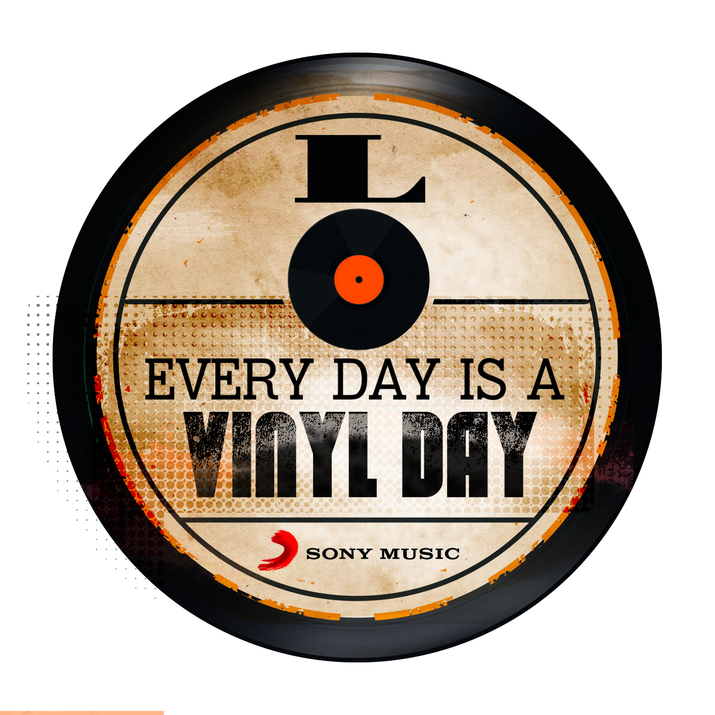 Every Day Is A Vinyl Day, l'elenco completo