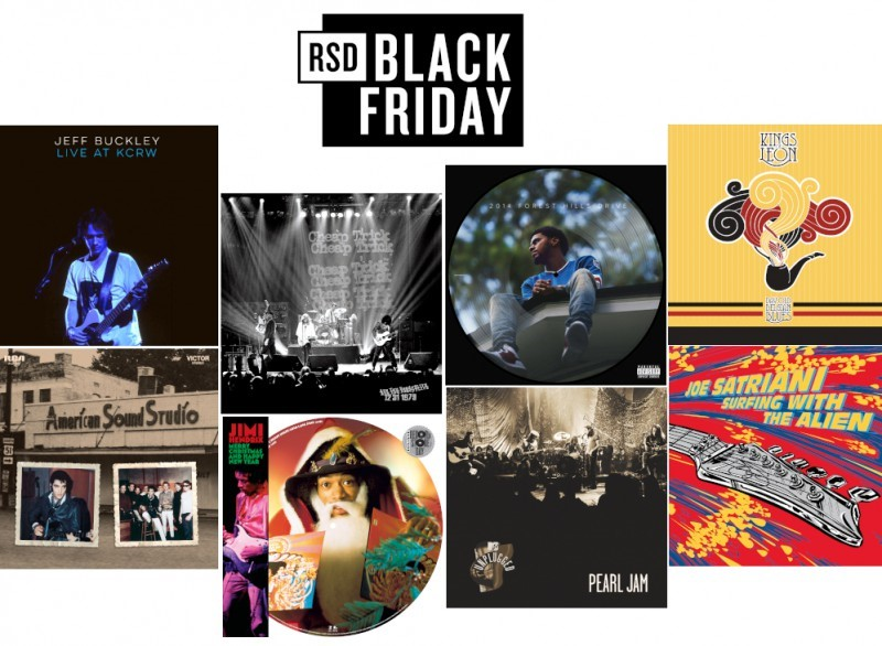 RSD – BLACK FRIDAY