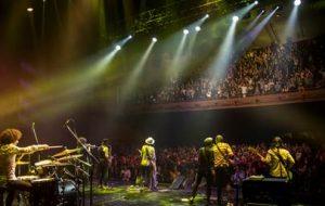 Leiva acompañará a Joaquín Sabina esta noche en su concierto en el Royal Albert Hall de Londres
