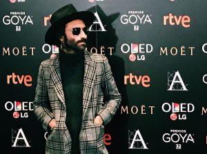 """""""La llamada"""" de Leiva ha sido nominada a un Goya a la Mejor Canción original"""