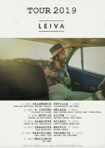 """Leiva publica """"No te preocupes por mí"""" y anuncia su nueva gira de conciertos"""