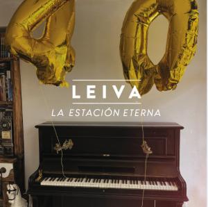 """Leiva publica por sorpresa """"La estación eterna"""""""
