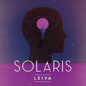 """Portada de la canción """"Solaris"""" de Leiva"""