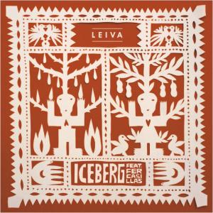 Portada Iceberg de Leiva