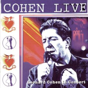 Cohen Live - Leonard Cohen In Concert