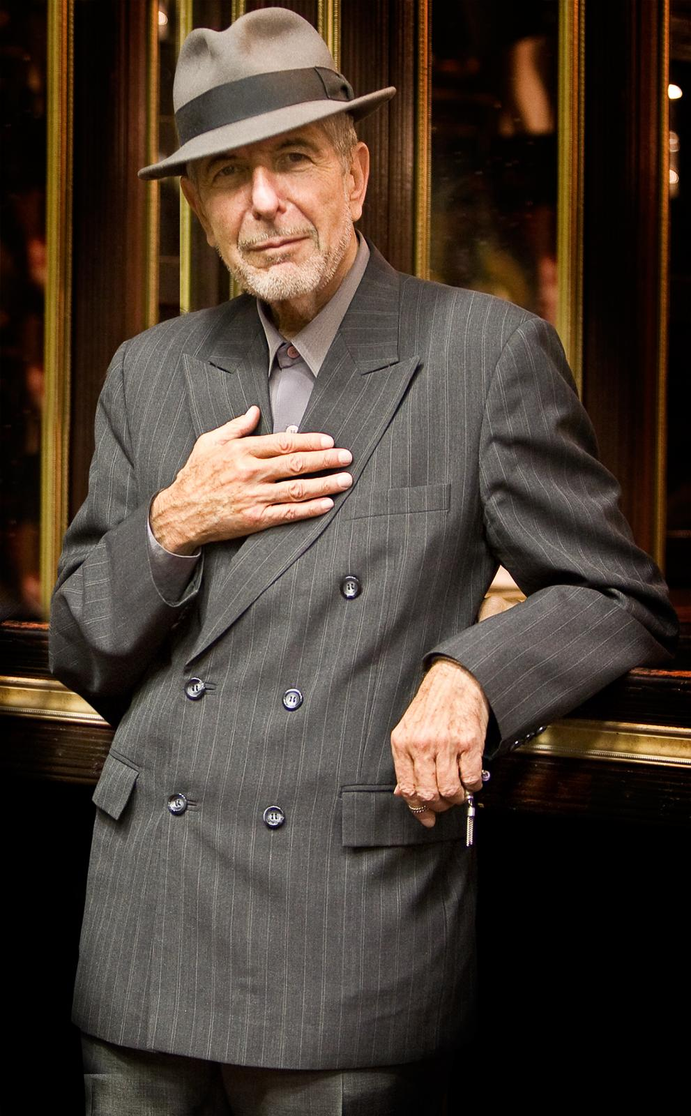 leonard cohen Leonard norman cohen (september 21, 1934 – november 7, 2016) was a canadian singer, songwriter, musician, poet, novelist, and painter his work was mostly about religion, politics, sexuality, and personal relationships most notably seen in his best known work hallelujah.