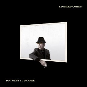 You Want it Darker album cover