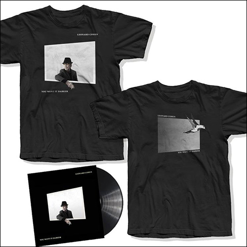 You Want It Darker Album Bundles