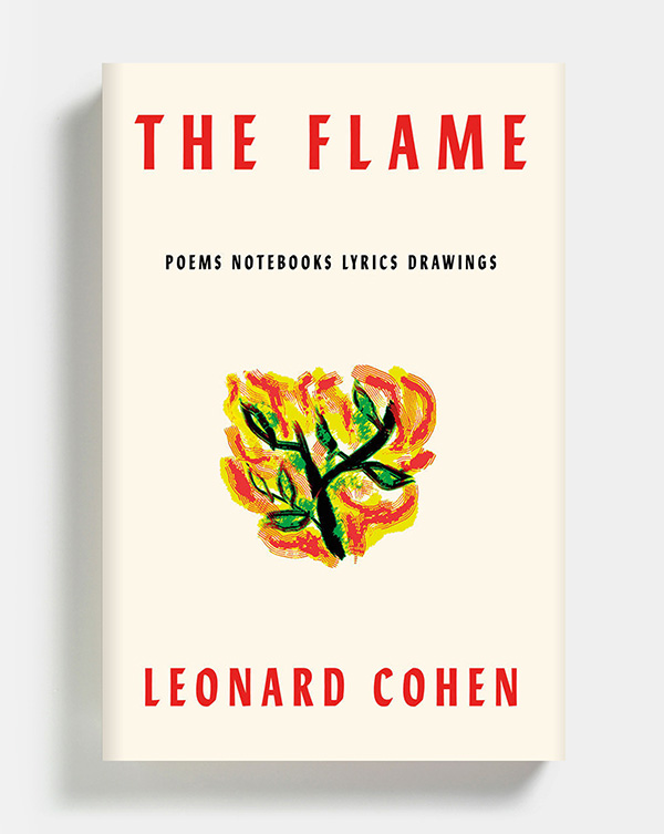 Image result for the flame leonard cohen