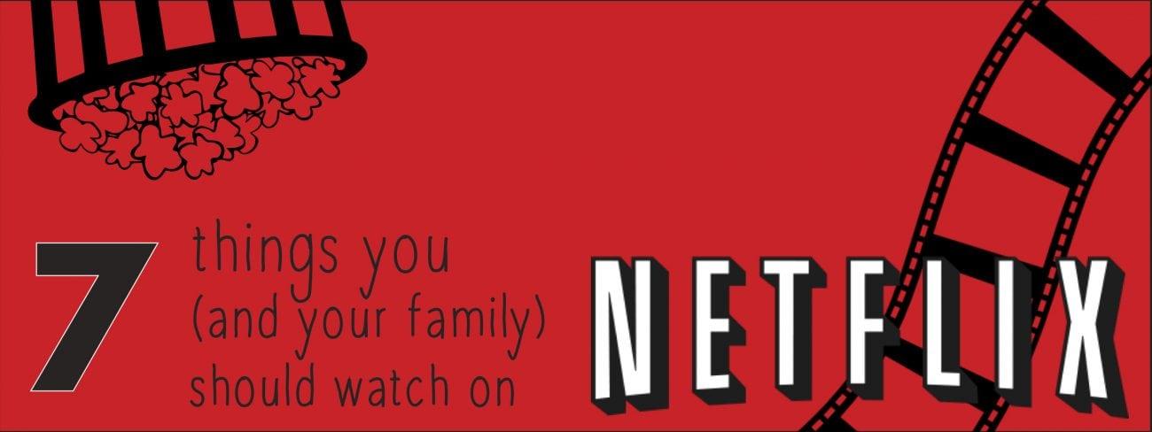 Netflix blog header