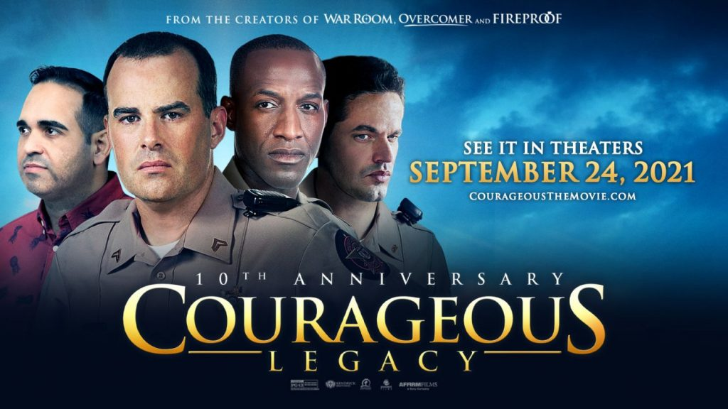 Courageous (Legacy) – 10th Anniversary