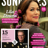 LILA Songlines Cover