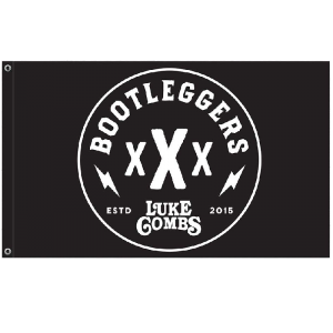 LC Black Bootleggers flag