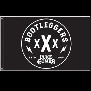 LC Black Bootleggers flag