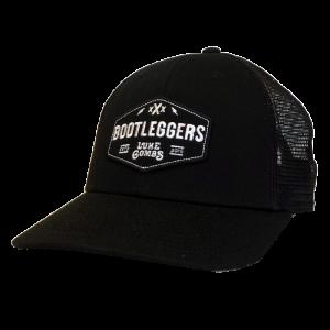 LC Black bootleggers ballcap