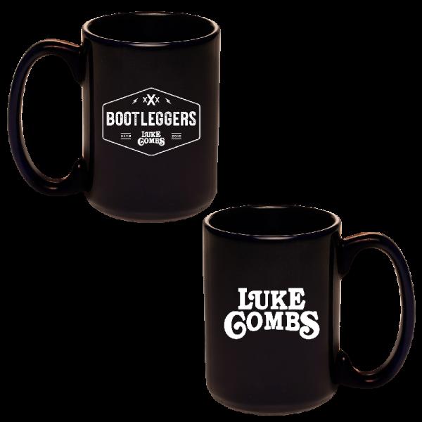 LC bootlegger coffee mug