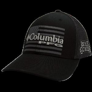 LC pfg black ballcap