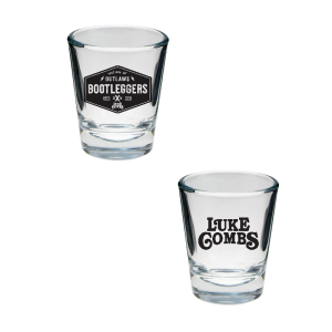 LC shot glass