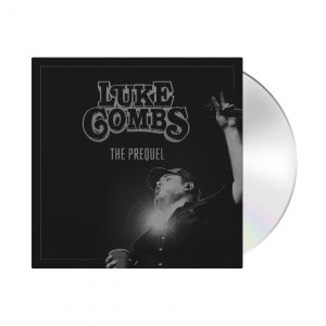 Luke Combs Store The Prequel CD MockUp