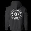 LC bootleggers hoodie back