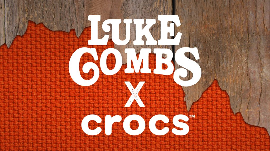 New Crocs Album Bundles Luke Combs