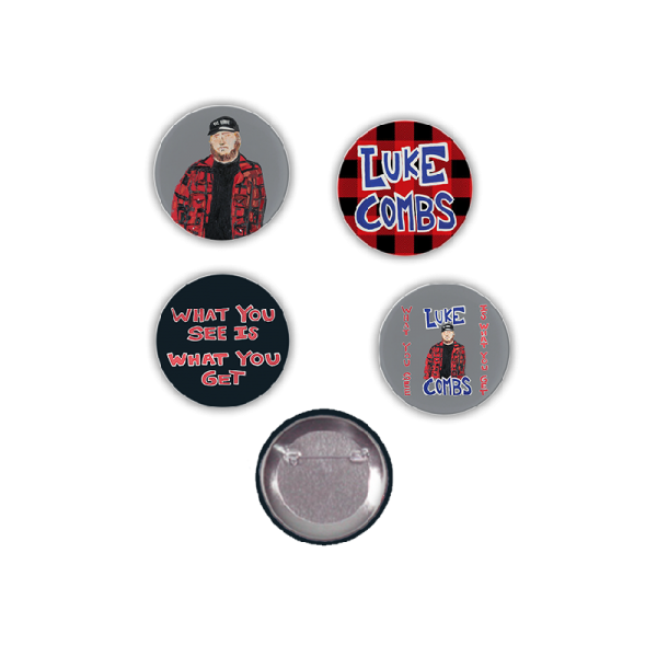 LC what you see button set