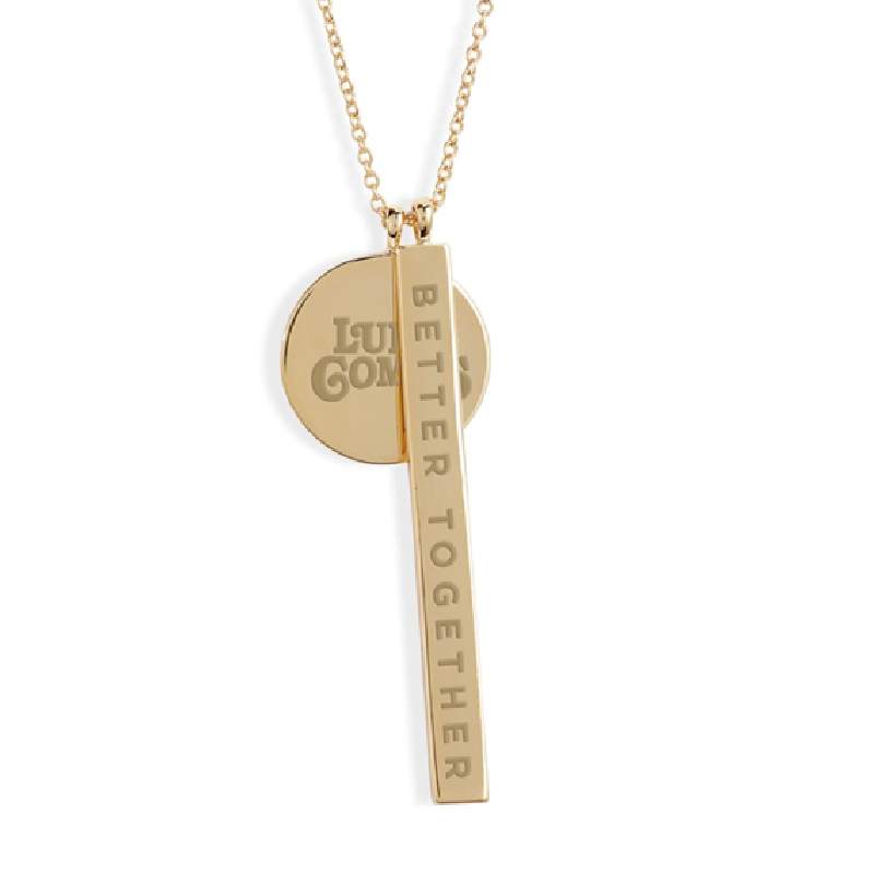 LC better together necklace