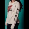 LC lovin on you bone hoodie