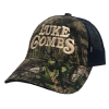 LC camo and navy hat