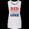 LC white red white and luke tank