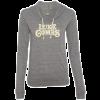 LC Nicole ladies eco grey hoodie