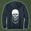 LC Navy Carhartt hoodie back