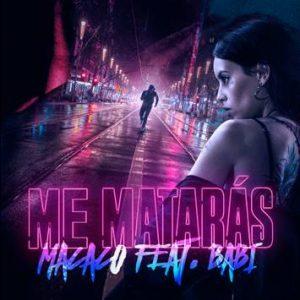 """Macaco publica el single y vídeo de """"No matarás"""" feat. Babi"""