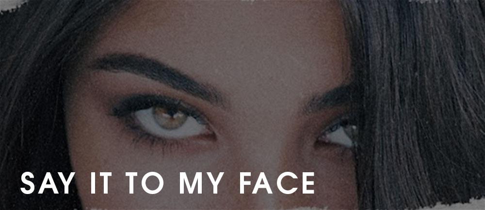 sayittomyface