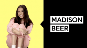 Madison Beer for Genius