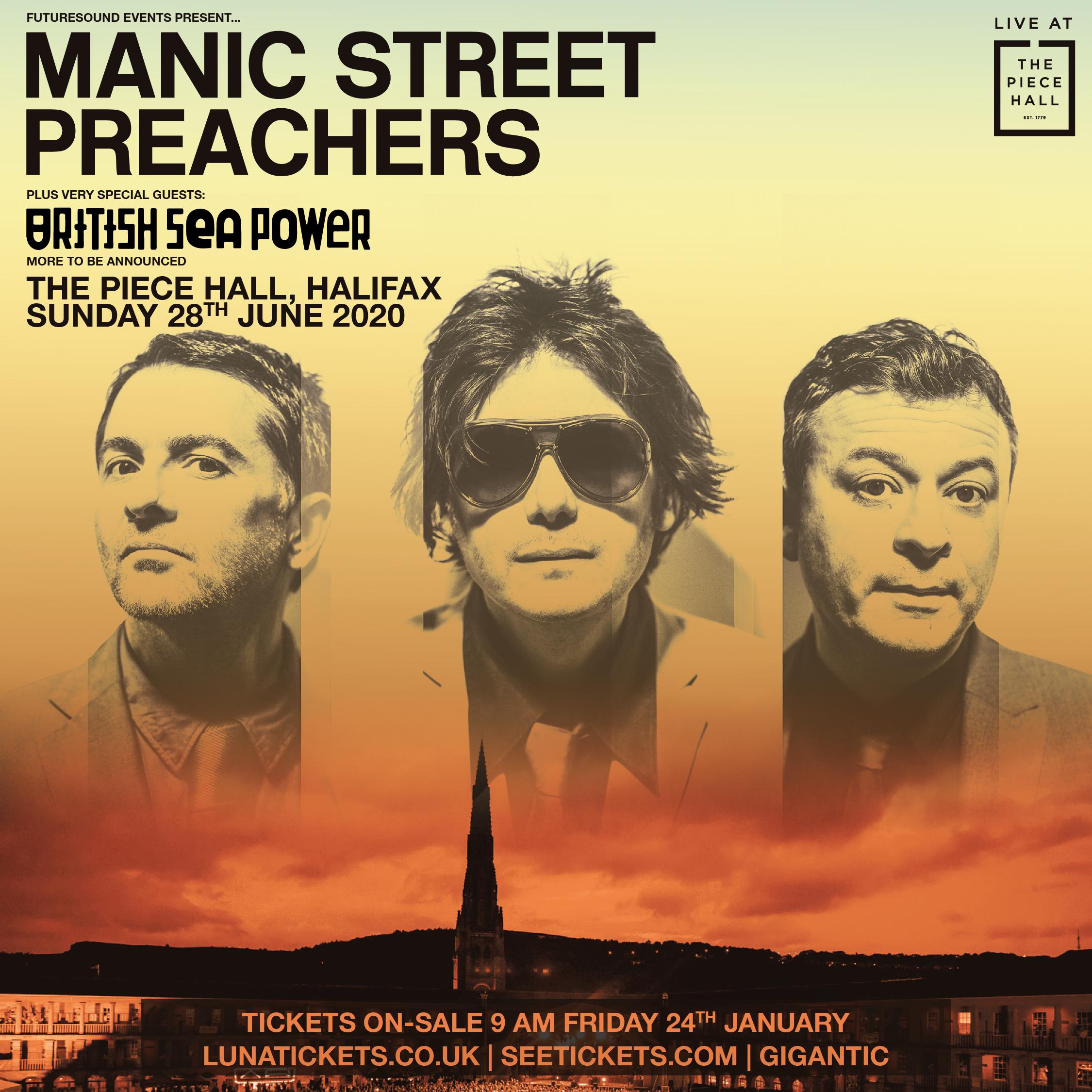 Manic Street Preachers – Square-01
