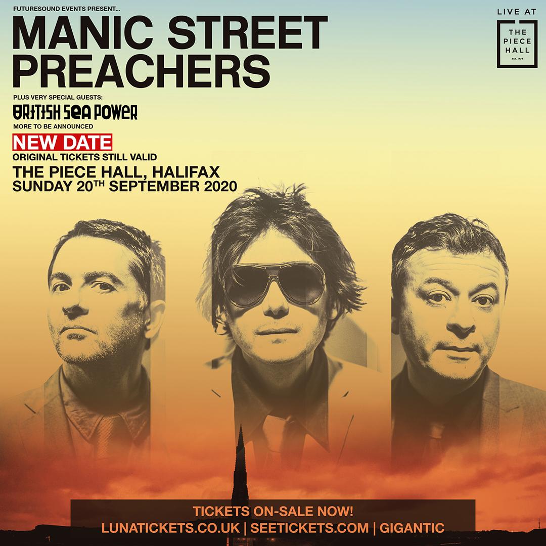 Manic Street Preachers – Square