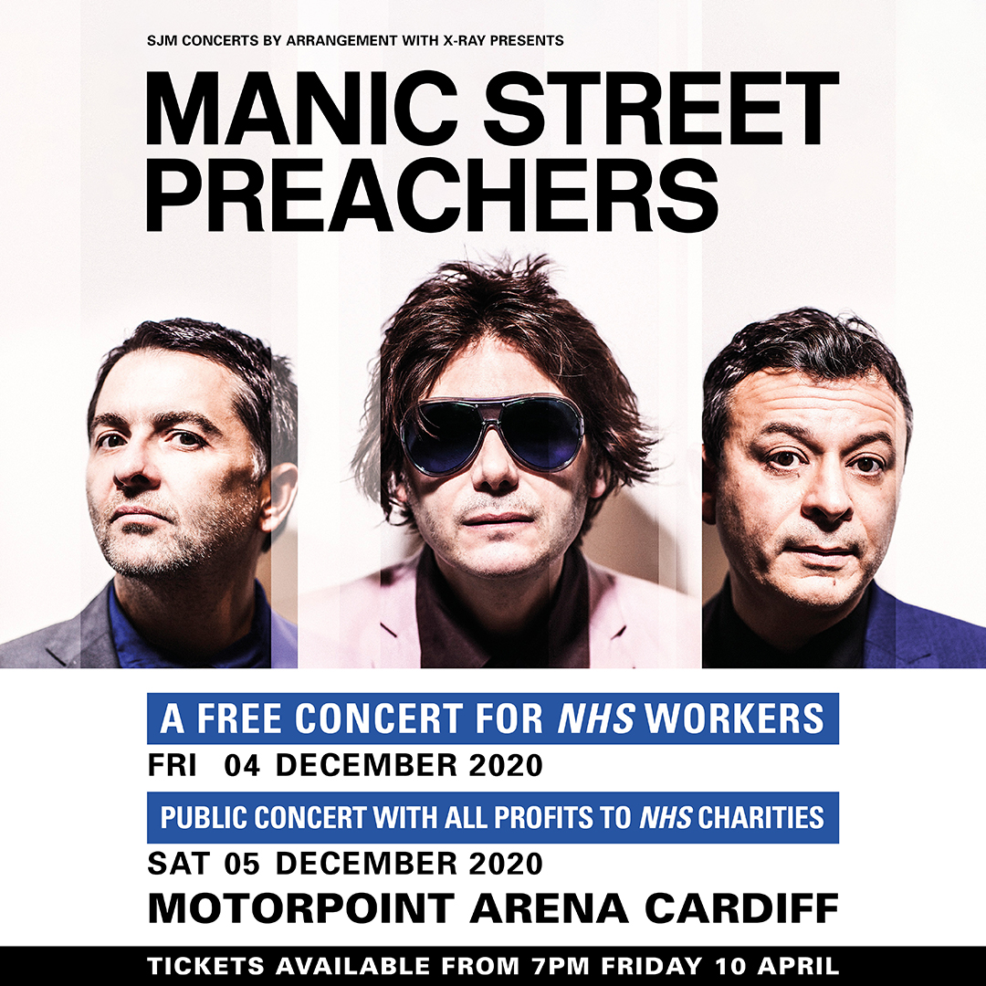 TWO CARDIFF SHOWS PAYING TRIBUTE TO NHS STAFF ANNOUNCED - Manic ...
