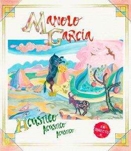 "Manolo García publica hoy ""A San Fernando, un ratito a pie y otro caminando"", segundo adelanto de su próximo CD + DVD doble ""Acústico, acústico, acústico"""