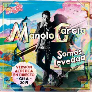 """Ya disponible """"Somos levedad"""", primer single y videoclip adelanto de su próximo álbum en CD+DVD en directo"""