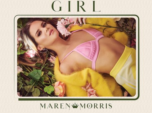 MAREN MORRIS' GIRL OUT TODAY ON COLUMBIA NASHVILLE thumbnail