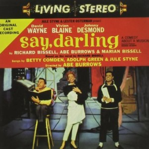Say, Darling – Original Broadway Cast Recording 1958