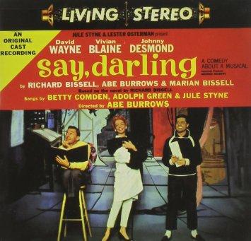 Say, Darling – Original Broadway Cast Recording 1958